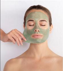 Снятие детокс-маски